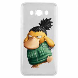 Чохол для Samsung J7 2016 Shikamaru Psyduck