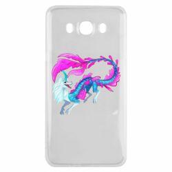 Чохол для Samsung J7 2016 Sisu Water Dragon