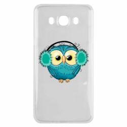 Чехол для Samsung J7 2016 Winter owl