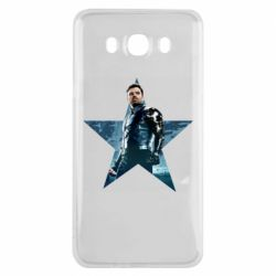Чохол для Samsung J7 2016 Winter Soldier Star