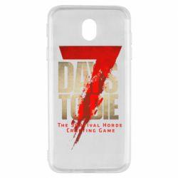 Чохол для Samsung J7 2017 7 Days To Die