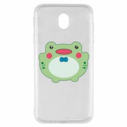 Чохол для Samsung J7 2017 Baby frog