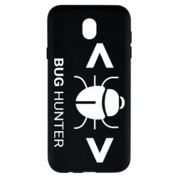 Чохол для Samsung J7 2017 Bug Hunter