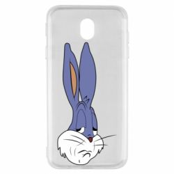 Чохол для Samsung J7 2017 Bugs Bunny Meme Face