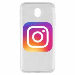 Чохол для Samsung J7 2017 Instagram Logo Gradient