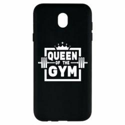 Чохол для Samsung J7 2017 Queen Of The Gym