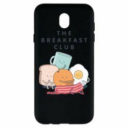 Чохол для Samsung J7 2017 The breakfast club