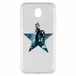 Чохол для Samsung J7 2017 Winter Soldier Star