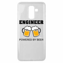 Чохол для Samsung J8 2018 Engineer Powered By Beer