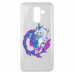 Чохол для Samsung J8 2018 Sisu Dragon Art