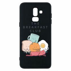 Чохол для Samsung J8 2018 The breakfast club