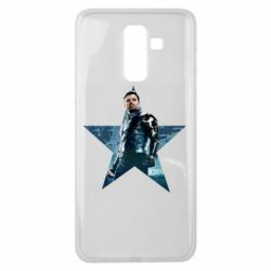 Чохол для Samsung J8 2018 Winter Soldier Star