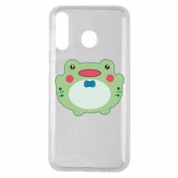 Чохол для Samsung M30 Baby frog