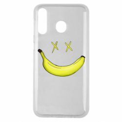 Чехол для Samsung M30 Banana smile