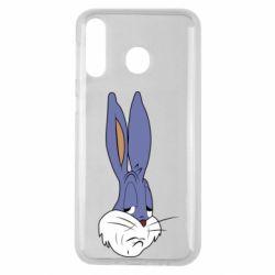 Чохол для Samsung M30 Bugs Bunny Meme Face
