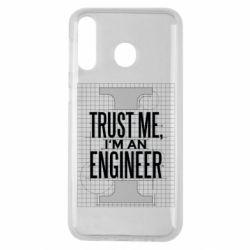Чохол для Samsung M30 Довірся мені я інженер