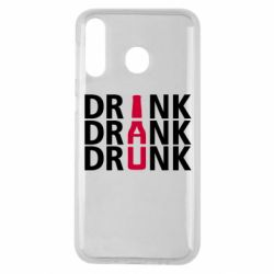 Чехол для Samsung M30 Drink Drank Drunk