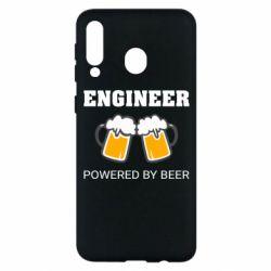 Чохол для Samsung M30 Engineer Powered By Beer