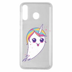 Чохол для Samsung M30 Ghost Unicorn