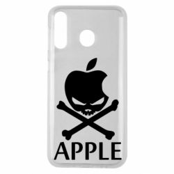Чехол для Samsung M30 Pirate Apple