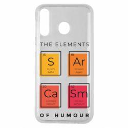 Чохол для Samsung M30 Sarcasm