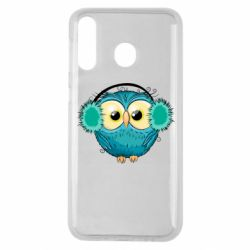 Чехол для Samsung M30 Winter owl