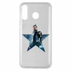 Чохол для Samsung M30 Winter Soldier Star