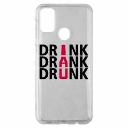 Чехол для Samsung M30s Drink Drank Drunk