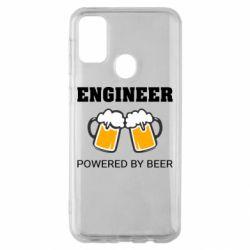 Чохол для Samsung M30sEngineer Powered By Beer