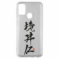 Чохол для Samsung M30s Ghost Of Tsushima Hieroglyphs