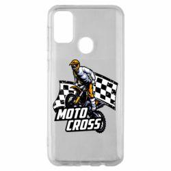Чехол для Samsung M30s Motocross