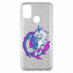 Чохол для Samsung M30s Sisu Dragon Art