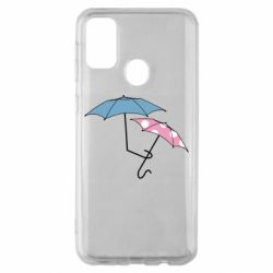 Чехол для Samsung M30s Umbrella love Color