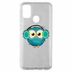Чехол для Samsung M30s Winter owl