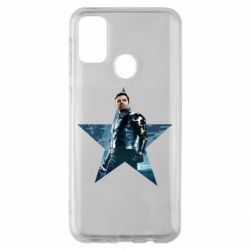 Чохол для Samsung M30s Winter Soldier Star