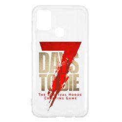 Чохол для Samsung M31 7 Days To Die