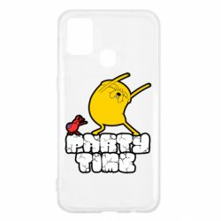 Чехол для Samsung M31 Adventure time 2