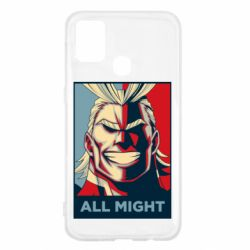 Чехол для Samsung M31 All might
