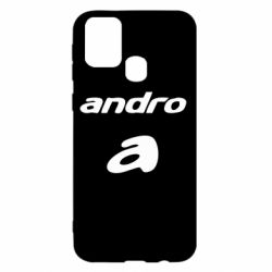 Чохол для Samsung M31 Andro