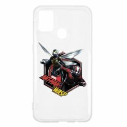 Чохол для Samsung M31 ANT MAN and the WASP MARVEL