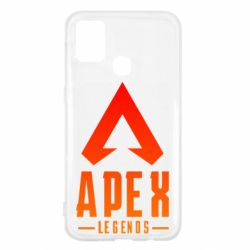 Чохол для Samsung M31 Apex legends gradient logo