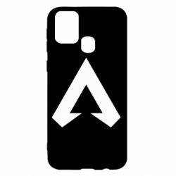 Чехол для Samsung M31 Apex legends logotype