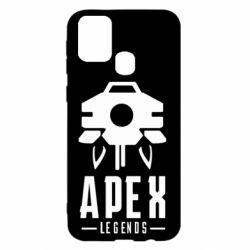 Чохол для Samsung M31 Apex Legends symbol health
