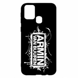 Чехол для Samsung M31 Armin Van Buuren