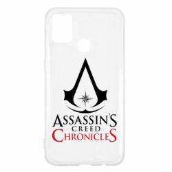 Чохол для Samsung M31 Assassin's creed ChronicleS