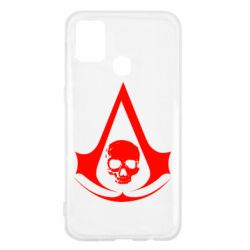 Чехол для Samsung M31 Assassin's Creed Misfit