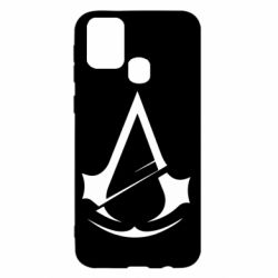Чохол для Samsung M31 Assassins Creed Logo