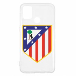 Чехол для Samsung M31 Atletico Madrid