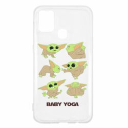 Чехол для Samsung M31 Baby Yoga