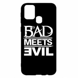 Чехол для Samsung M31 Bad Meets Evil